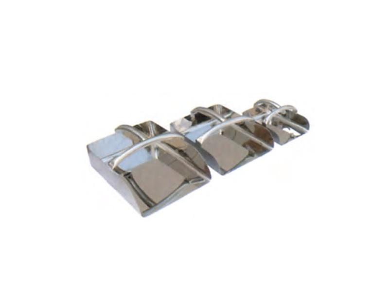 LH0106-不锈钢方撮子(内圆角)