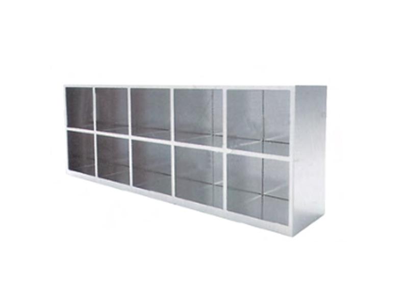 LH0007-单面双层坐式鞋柜