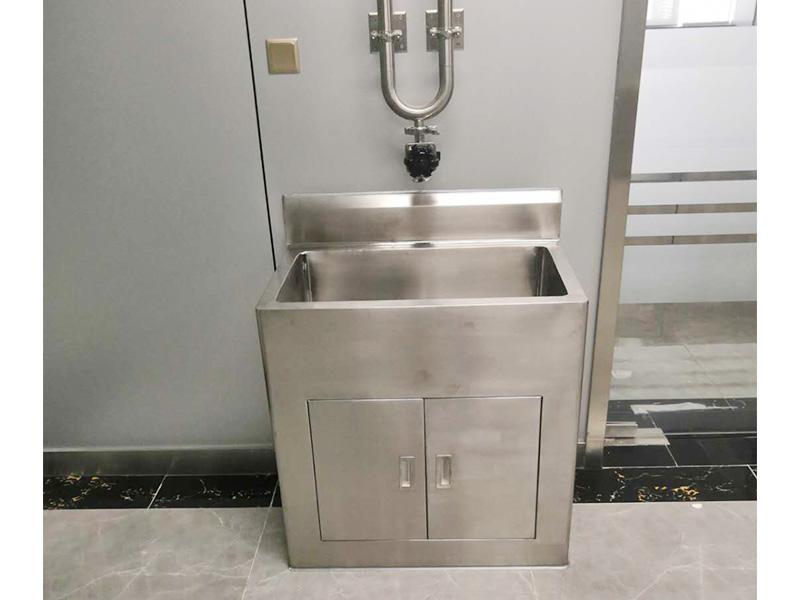 清洗池工程案例