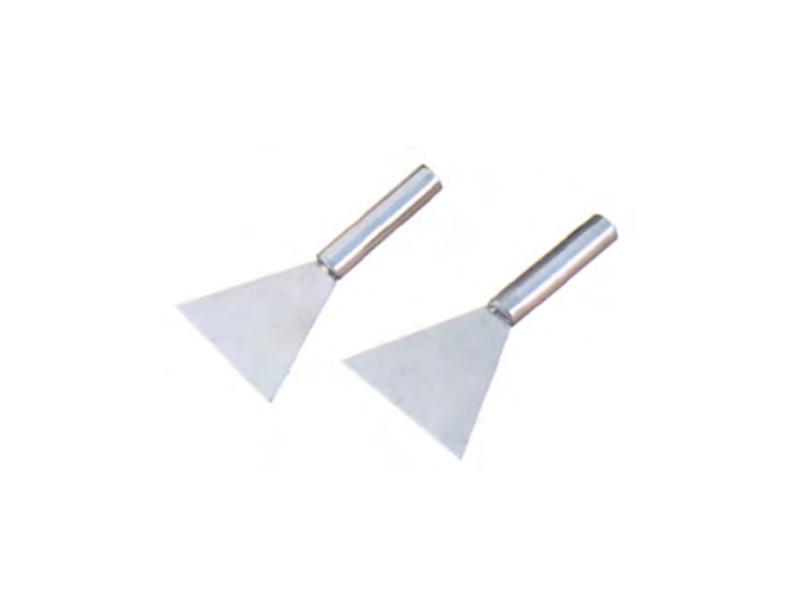 LH0102-不锈钢三角铲