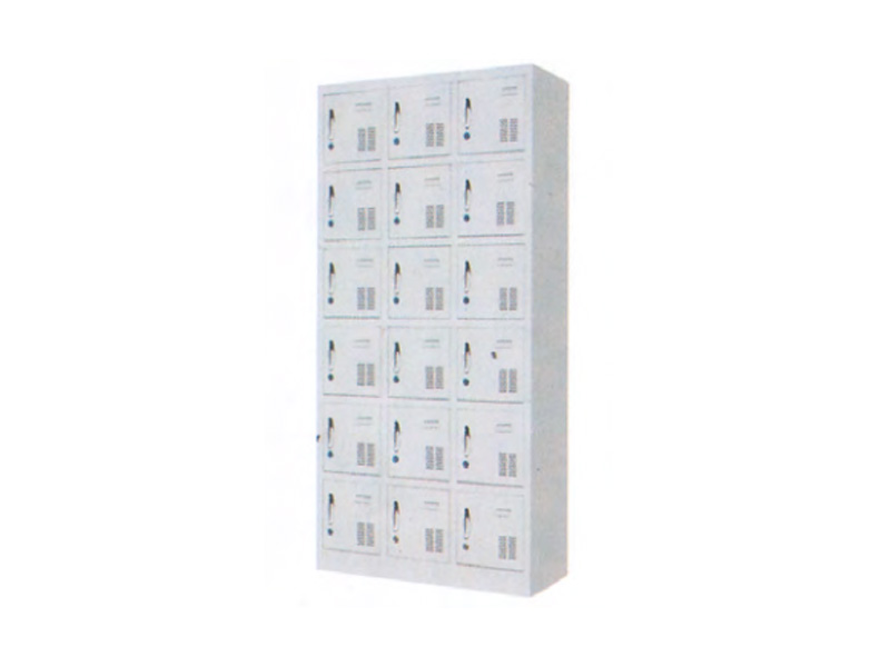 LH0035-十八门更衣柜