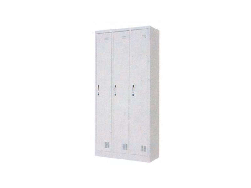LH0030-三门更衣柜