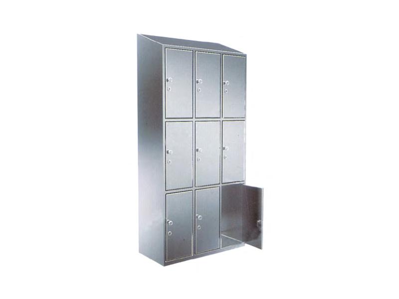 LH0029-9门斜顶衣柜