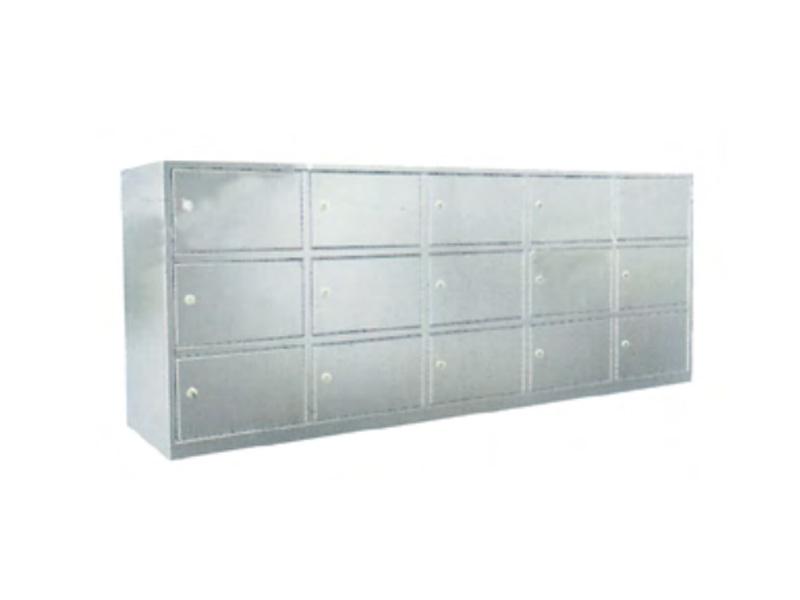 LH0011-单面三层坐式鞋柜