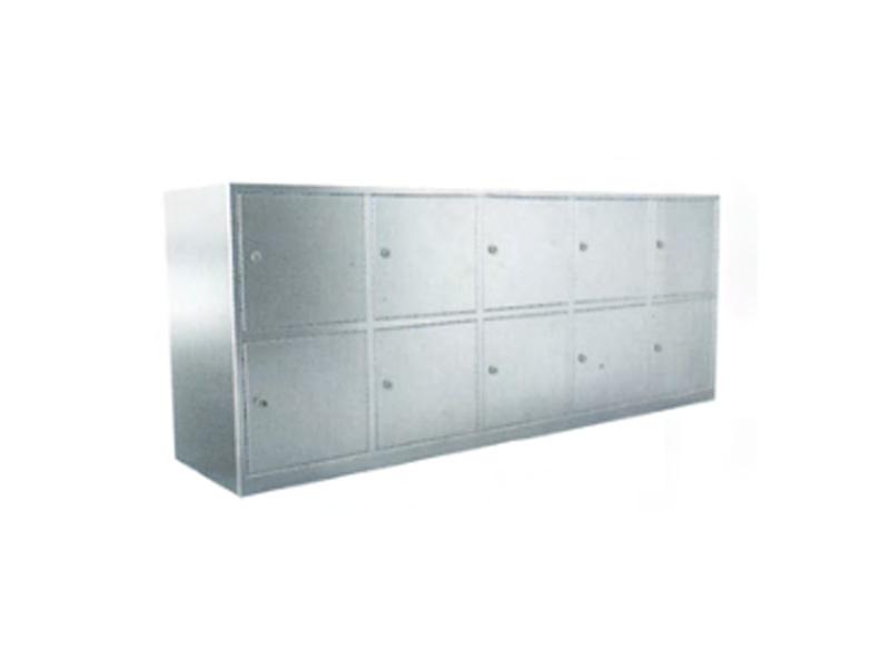 LH0009-单面双层坐式鞋柜
