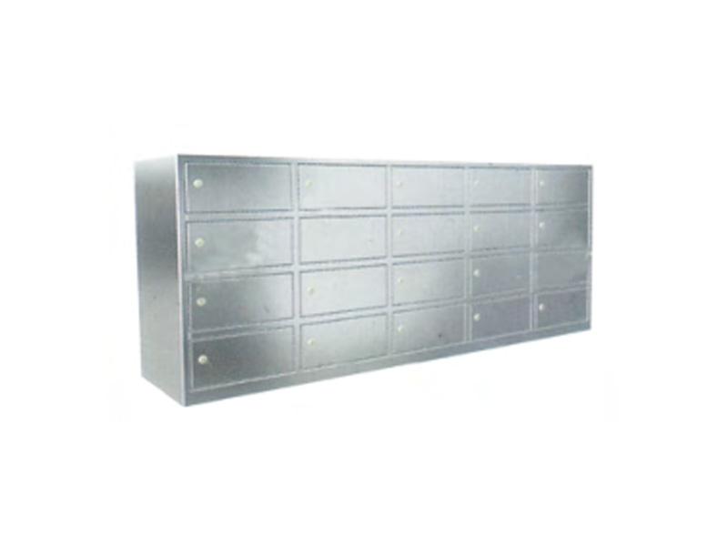 LH0004-单面四层坐式鞋柜