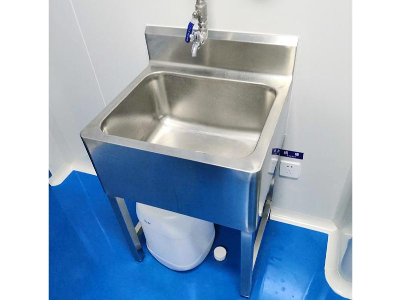 医用洗手池工程案例