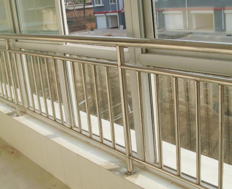办公楼不锈钢护栏